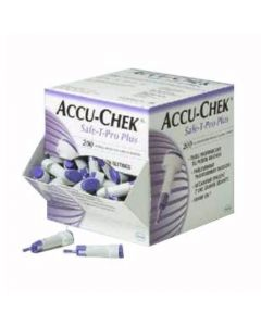 Accu-Chek Safe T-Pro Lansett 200 stk