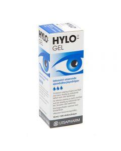 Hylo-gel fuktende øyedråper 10 ml