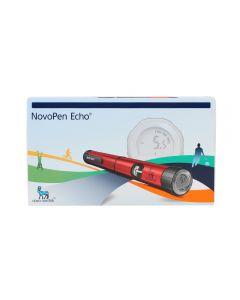Novopen Echo Rød 1 stk