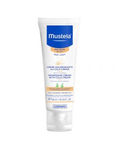 Mustela nourishing cream w/cold cream 40 ml