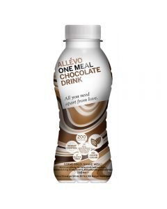 Allévo Lcd One Meal chocolate drink 330ml