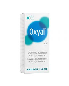 Oxyal Øyedråper 10 ml