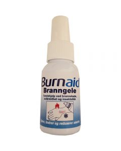 Burnaid branngele spray 50ml