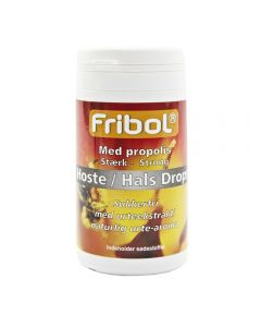 Fribol Sukkerf Host/Hals Propo 60G