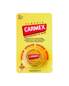 Carmex Lip Balm Krukke 7,5G