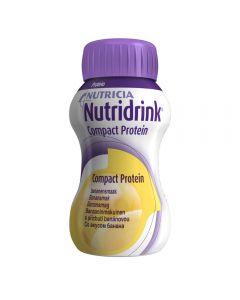 Nutridrink Compact Prot Banan 4X125 ml
