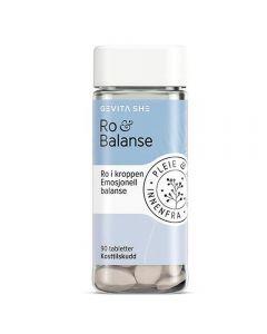 Gevita SHE Ro & Balanse 90 tabletter
