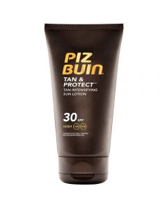 Piz Buin Tan & Protect Sun Lotion spf 30