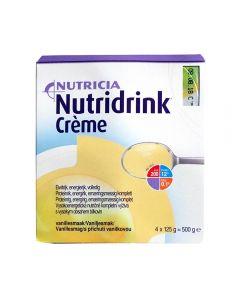 Nutridrink Creme Vanilje 4X125G