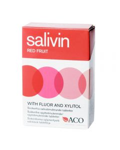 Salivin Red Fruits 50G