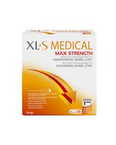XL-S Medical Max Strength Tabletter 120 stk