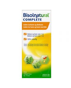 Bisolnatural Complete 180 g 133 ml