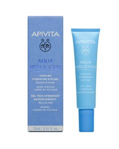 APIVITA AQUA BEELICIOUS COOLING HYDRATING EYE GEL 15 ml