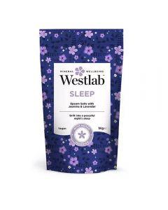 Westlab SLEEP badesalt med lavendel 1 kg