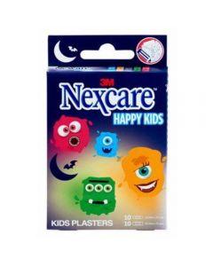 NEXCARE KIDS PLAST MONSTER 20