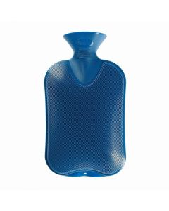 Fashy Varmeflaske Std Safirblå 1 stk