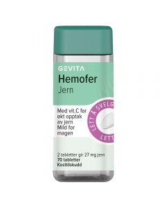 Gevita Hemofer 70 stk