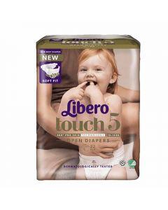 Libero Touch 5 åpen bleie 10-14kg