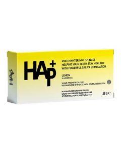HAp+ sugetabletter sitronsmak 16stk