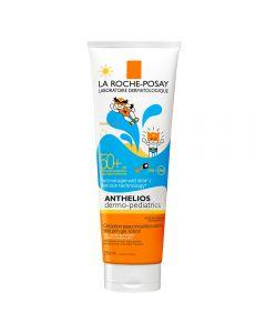 La Roche-Posay Anthelios Kids Wetskin solkrem spf 50+ 250 ml