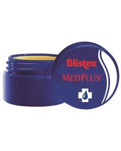 Blistex Medplus Krukke Leppepomade Spf15 7g