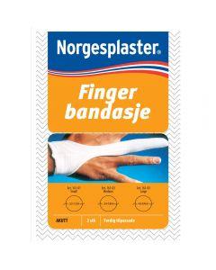 Norgesplaster Fingerbandasje L 3 stk