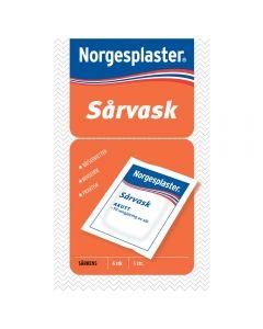 Norgesplaster Sårvask 6 stk