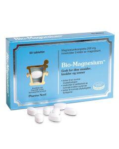 Bio-Magnesium Tab 60 stk