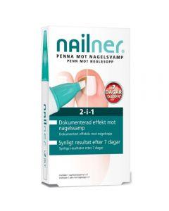Nailner 2I1 Pen mot neglesopp