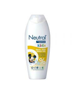 Neutral Kids Bath & Wash Gel 250 ml