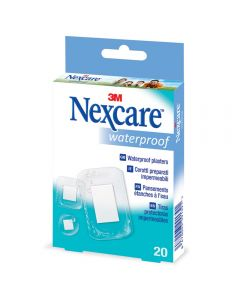Nexcare Vanntett ASs 20Strip 1 stk