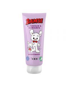 BAMSE 2IN1 DUSJ&SJAMPO U/PARFY
