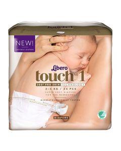 Libero Touch 1 2-5kg