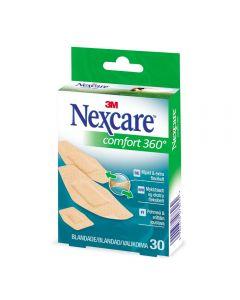 Nexcare Comfort 360 30Strip 1 stk