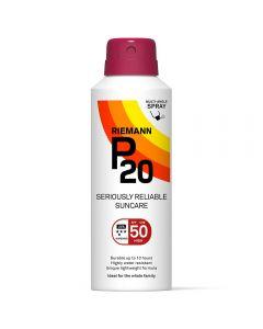 P20 Continous Spray SPF50 150ml