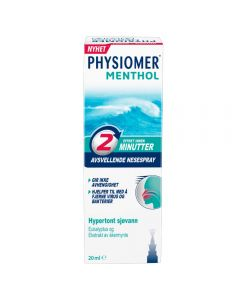 Physiomer Mentol nesespray