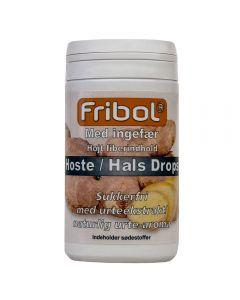 Fribol Hoste/Hals Sterk med Ingefær