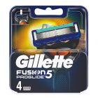 Gillette Fusion5 ProGlide Barberblader