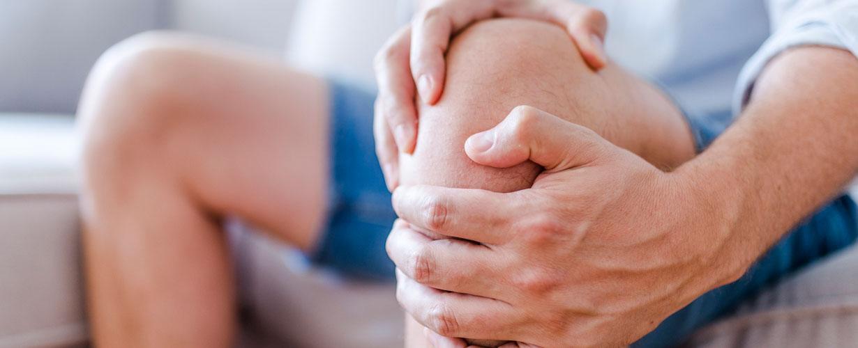 Leddsmerter i kneet