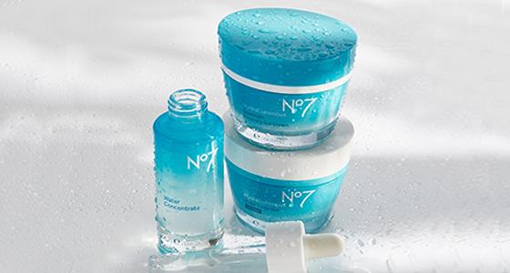 No7 Hydraluminous produkter