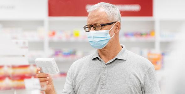 Smittebegrensning i våre apotek