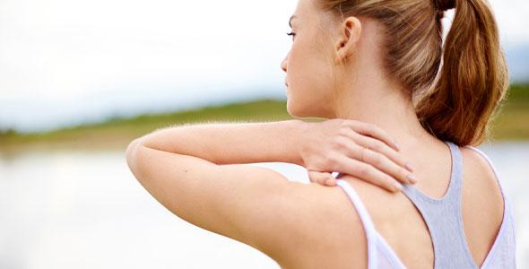 Muskelsmerter etter mye hjemmekontor